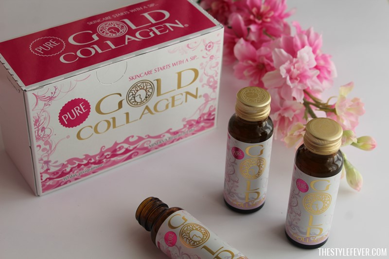 Integratore al collagene, recensione Pure Gold Collagen