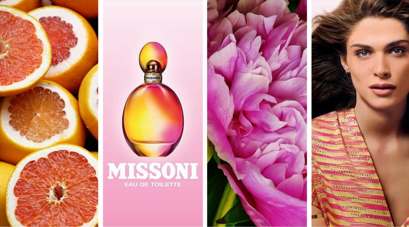 Missoni by Missoni: la fragranza ispirata all'aurora
