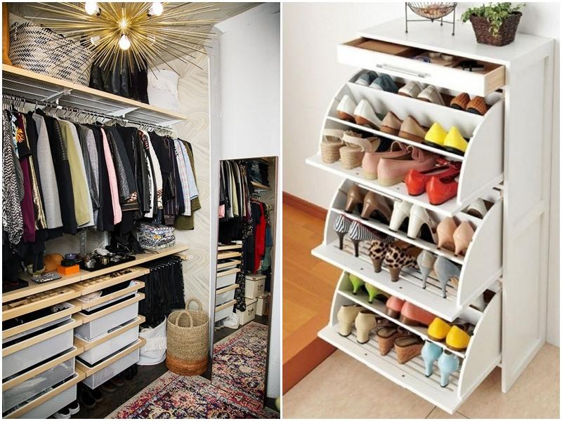 10 consigli su come organizzare un armadio  The Style Fever