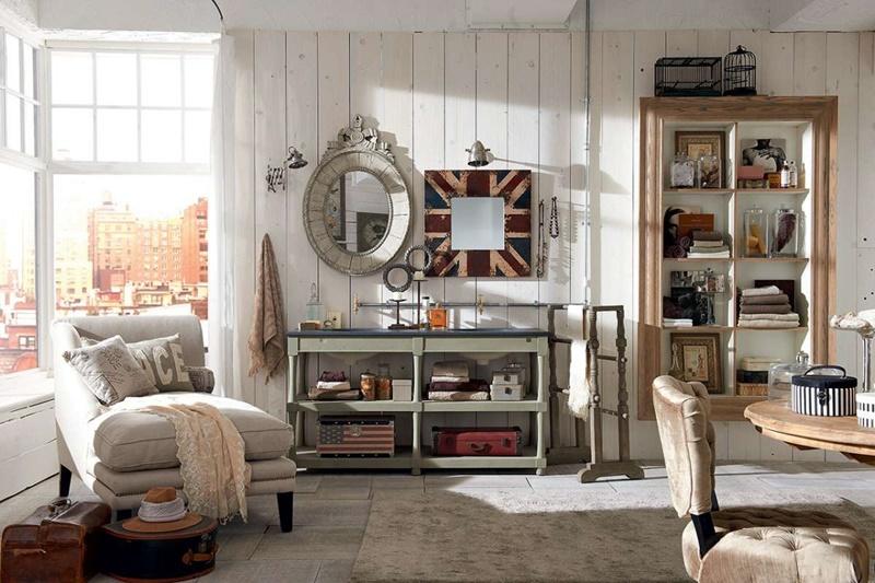 Casa in stile vintage idee e consigli il blog di mina - Stile vintage casa ...